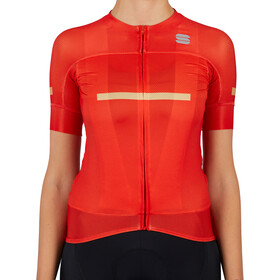 Sportful Evo Jersey Women red fire